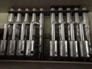多效蒸发器处理废水